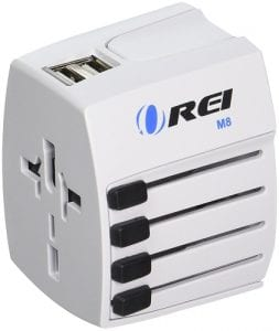 Top 10 Best Travel Power Adapters in 2018 Reviews