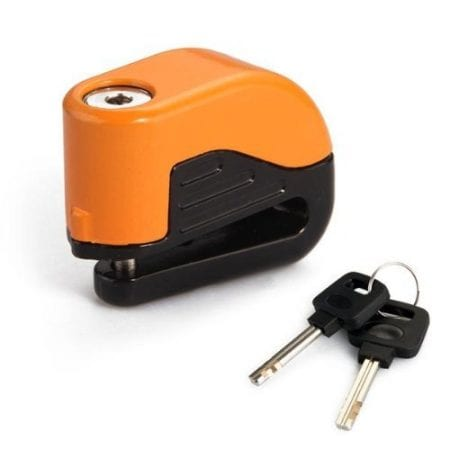 Top 10 Best Motorcycle Locks and Alarm Locks 2018 Reviews