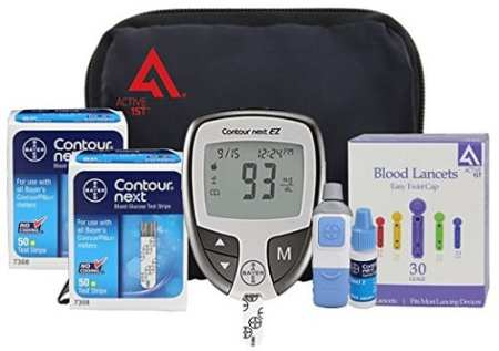 Top 10 Best Glucometers in 2017 Reviews