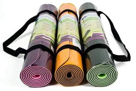 Top 10 Best Yoga Mats in 2017 Reviews