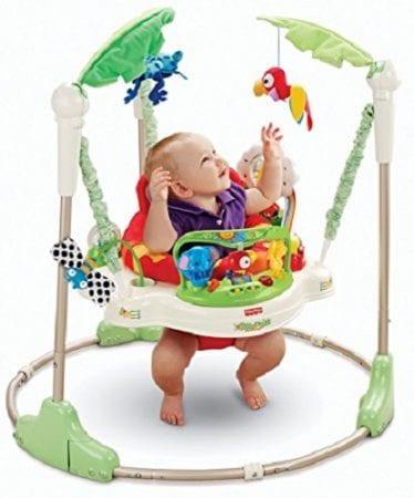 Top 10 Best Baby Bouncers in 2020 Reviews