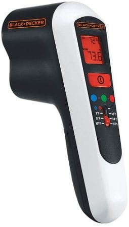 Top 10 Best Infrared Thermometers in 2018 Reviews