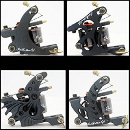 Top 10 Best Tattoo Machines in 2018 Reviews