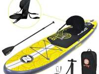 Top 10 Best Paddle Boards for Beginners in 2017 Reviews