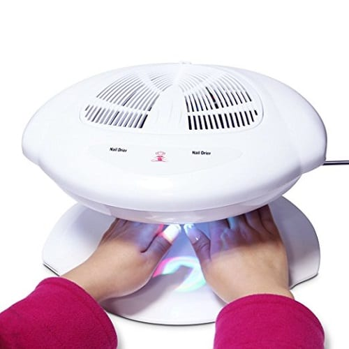 Top 10 Best Nail Dryers in 2018 Reviews