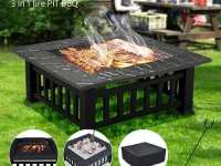 Top 10 Best Fire Pits in 2017 Reviews