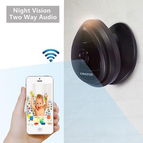 Top 10 Best Portable Mini IP Cameras in 2021 Reviews