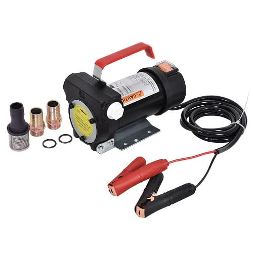 Top 10 Best Fuel Transfer Pumps Reviews in 2018
