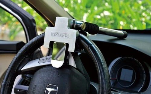 Top 10 Best Car steering wheel Locks Reviews in 2021