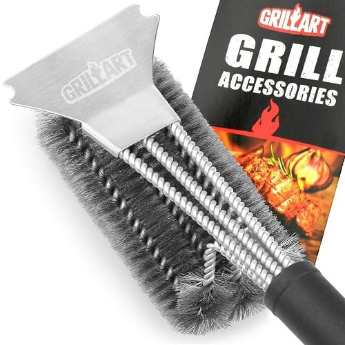 Top 10 Best Grill Cleaners in 2021 Reviews
