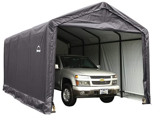 Top 10 Best Portable Garages for your Heavy Duty Vehicle in 2021 Reviews