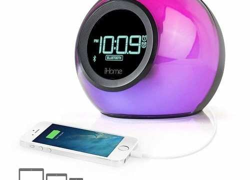 Top 10 Best Alarm Clocks that will Actually Get You out of Bed in 2018 Reviews