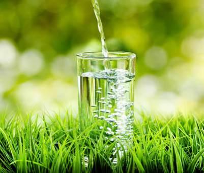Manténgase hidratado