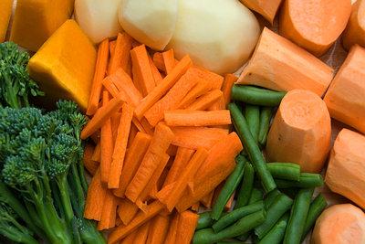 Come alimentos ricos en beta-caroteno