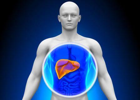 enfermedad de hígado