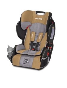 1. RECARO Performance SPORT Combination Harness to Booster