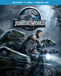 1. Jurassic World DVD Movies