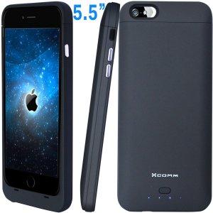 1.XCOMM iPhone Extra Battery