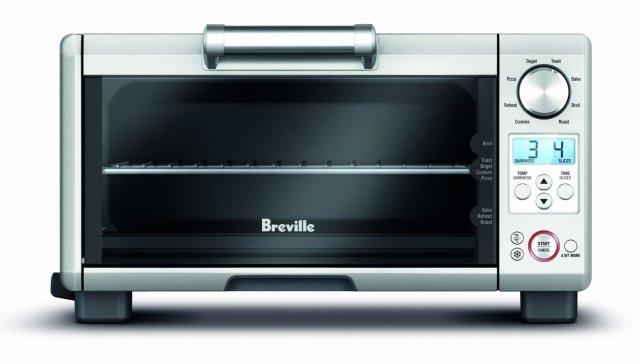 10. Breville BOV450XL Mini Smart Toaster Oven