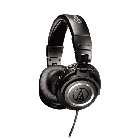 3. Audio-Technica ATH-M50S Professional Studio Monitor Headphones
