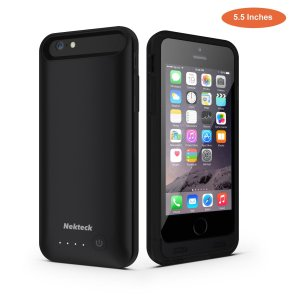 3. Nekteck iPhone Battery Case