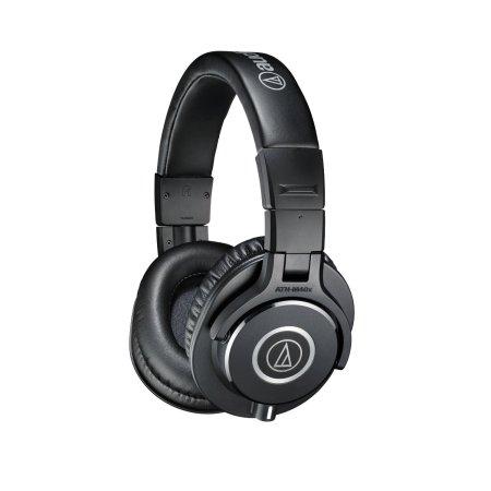 4. Audio-Technica ATH-M40x Professional Studio Monitor Headphones