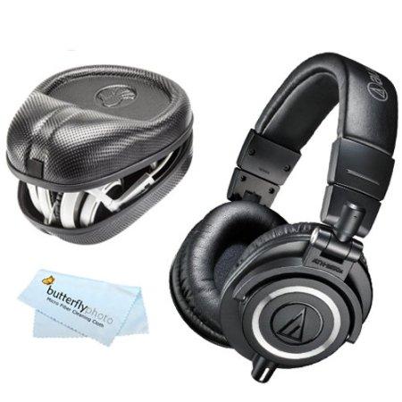 7. Audio-Technica ATH-M50x Professional Monitor Headphones
