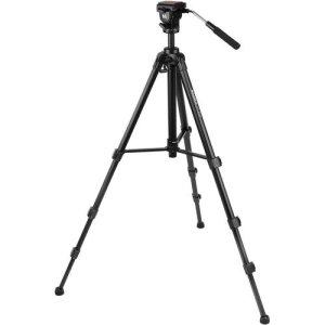 8. Magnus VT-350 Tripod for DSLR Camera