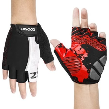1.Zooki Cycling Gloves