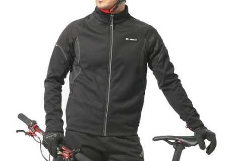3. Windproof Cycling Jacket