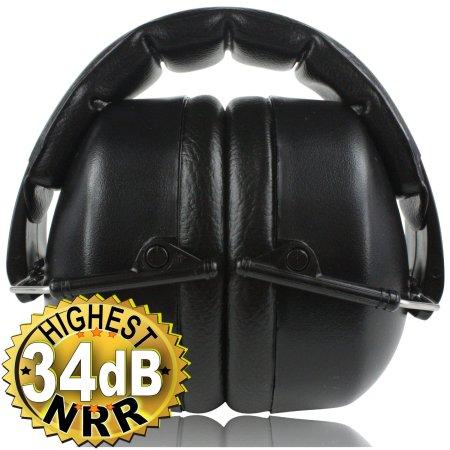 3.Clear Armor Safety Earmuffs Highest NRR