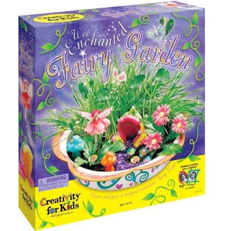 1.Faber Castell Enchanted Fairy Garden Kit