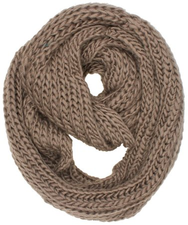 10.DRY77 Forever Chunky Fashion Winter Scarf