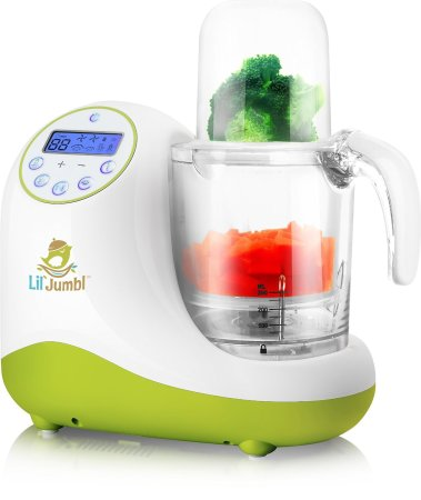 2.Top 10 Best Baby Food Processor Reviews