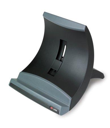 3. 3M Adjustable Vertical Laptop Stand