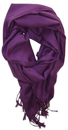 4.Libby Sue Luxurious Pashmina Scarf