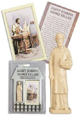5.Saint Joseph Home Seller Statue Kit