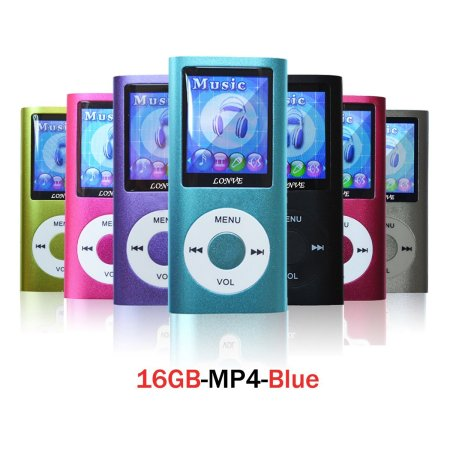 6.Top 10 Best Portable MP3 Player 2015