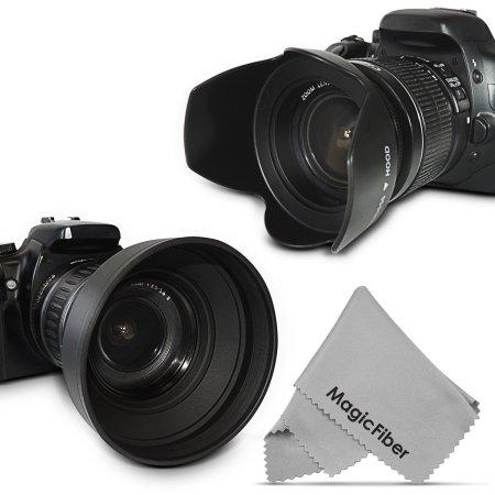 7.Goja 52M Lens Hood Sets