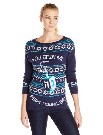 7.Top 10 Best Christmas Hat Sweater 2015
