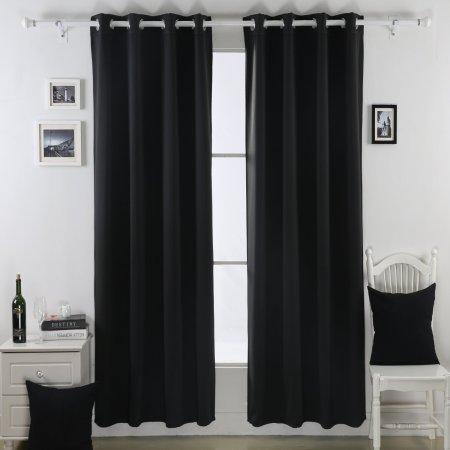8.Top 10 Best Sliding Glass Door Curtains with Reviews