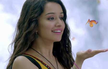 9.Shraddha Kapoor