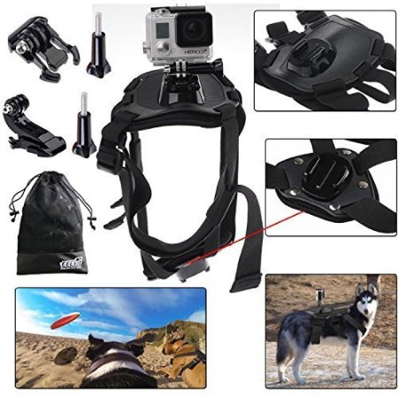10.The Best GoPro Mounts Kit Review 2016
