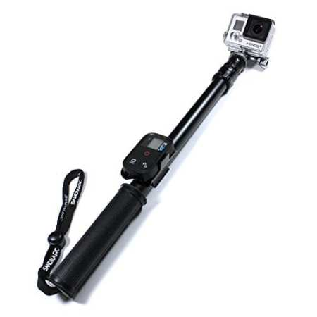 10.The Best GoPro Stick with Remote Control Review 2016
