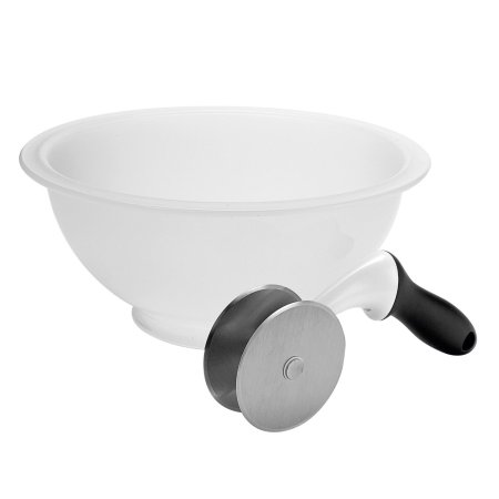 3. OXO Good Grips Salad Chopper and Bowl
