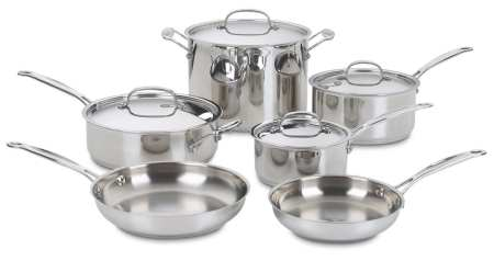 5.Top 10 Best Stainless Steel Cookware Set Review in 2016