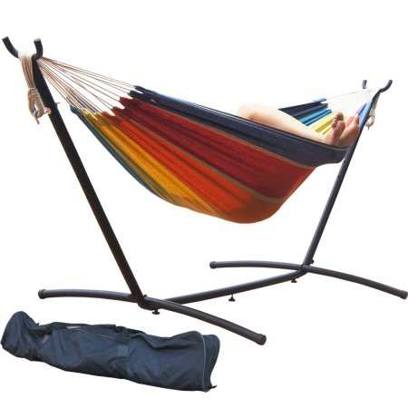 Best Hammock Steel Stand