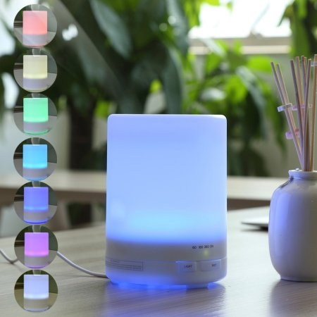 8.Top 10 Best Home Travel Size Air Purifiers Review