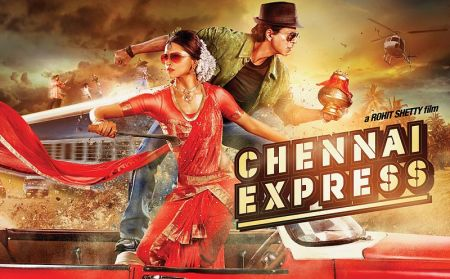 6. Chennai Express Bollywood Movies