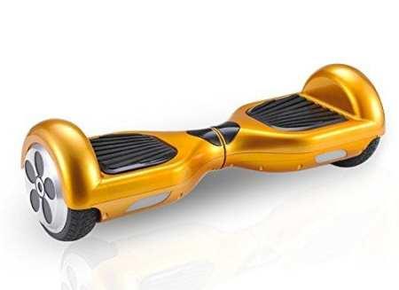 Muzeli Two Wheel Self Balancing Hoverboard
